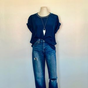 Isabel Marant Silk Blouse - Size 2